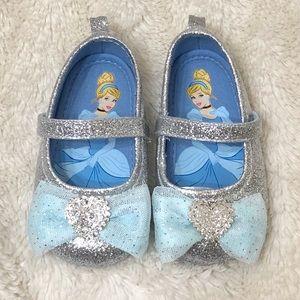Cinderella Baby Shoes 6-12 months